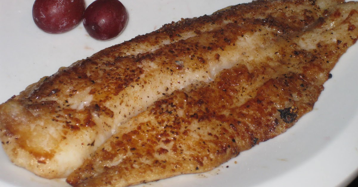 Holly 39 s healthy home cooking pan seared swai fish for Is swai fish healthy