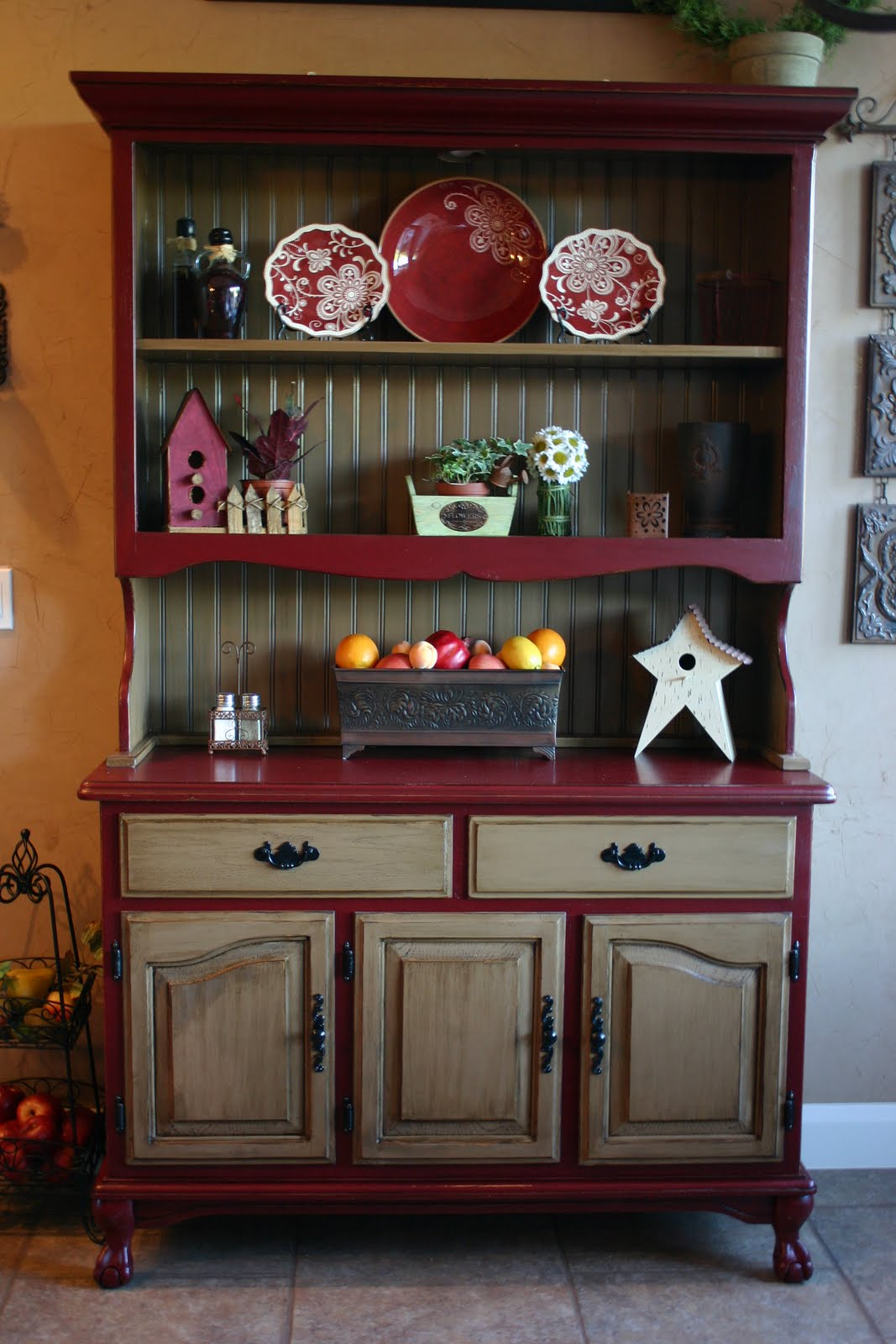 doubletake decor my china hutch