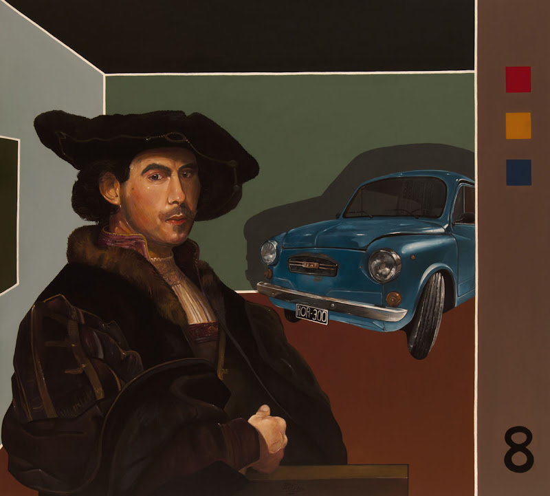 La otra cara de Rembrandt