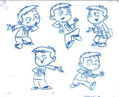 CP fan art!! Owen+poses