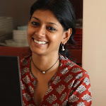 Hot Multifaceted Beautiful Indian Babe   Actress Nandita Das Gupta  Super High Quality Photo...