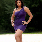 Hottest Pics Of Sexy South Indian Babe Namitha In Purple Dress From  The Latest Telugu Flick Billa - Exclusive Hq Photos Gallery...