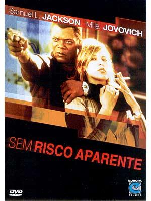 Filme Poster  Sem Risco Aparente DVDRip XviD & RMVB Dublado-TELONA