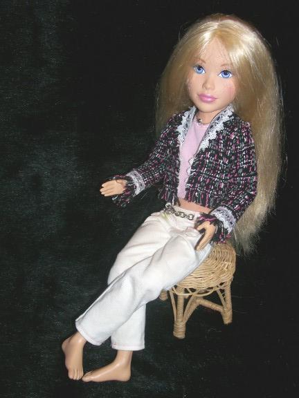 Teen Trends Gabby Doll 98
