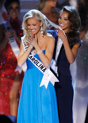 Miss USA 2009 Pictures