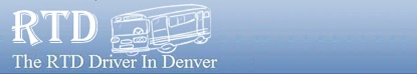 The RTD Driver In Denver