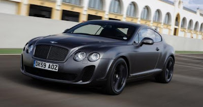 Bentley Continental Supersports Car India