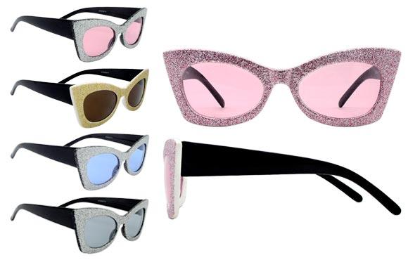 Prada Cat Eye Contrast Arm Fashion Glasses