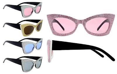 Cat Eye Oversized Glasses Percription