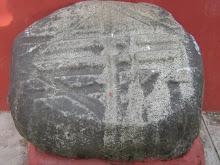 Petroglifos en Frías