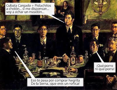 Cafe La Negrita Historia