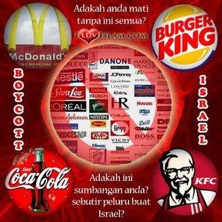 boycott...boycott...