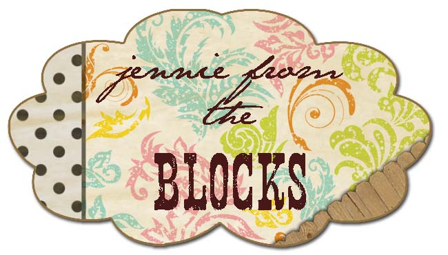 Jennie from the Blocks