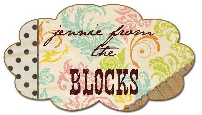 Jennie from the Blocks