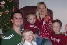 Daniel & Mica's Family