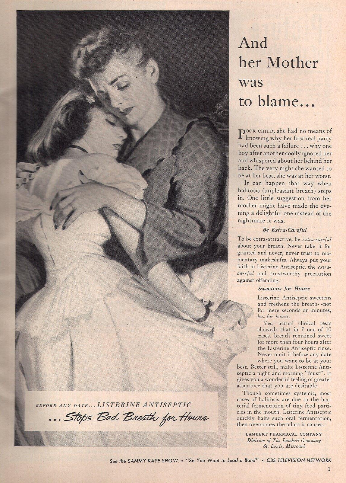 [Vintage+Ad+Listerine]