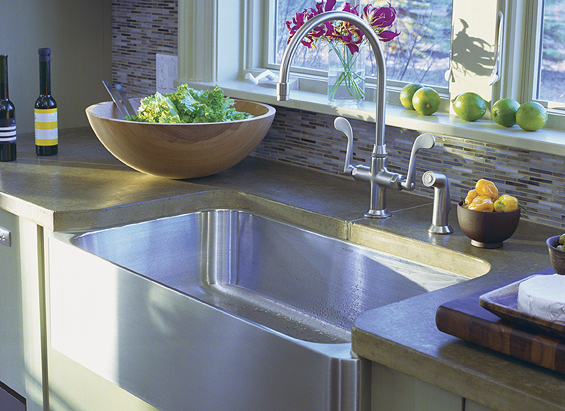Extra Large Kitchen Sinks Including CorStone Industries, Nantucket