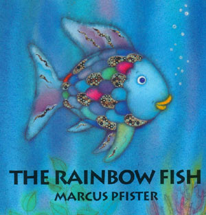 Picturefish on Education Using Children S Literature  Rainbow Fish By  Marcus Pfister