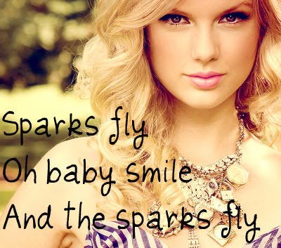 Sparks Fly ~Taylor Swift picture photo gorgeous beautiful blonde