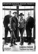 Shauna Parker & The Saloon Bar Band