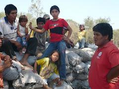 Reducción de riesgo en comunidades indigenas