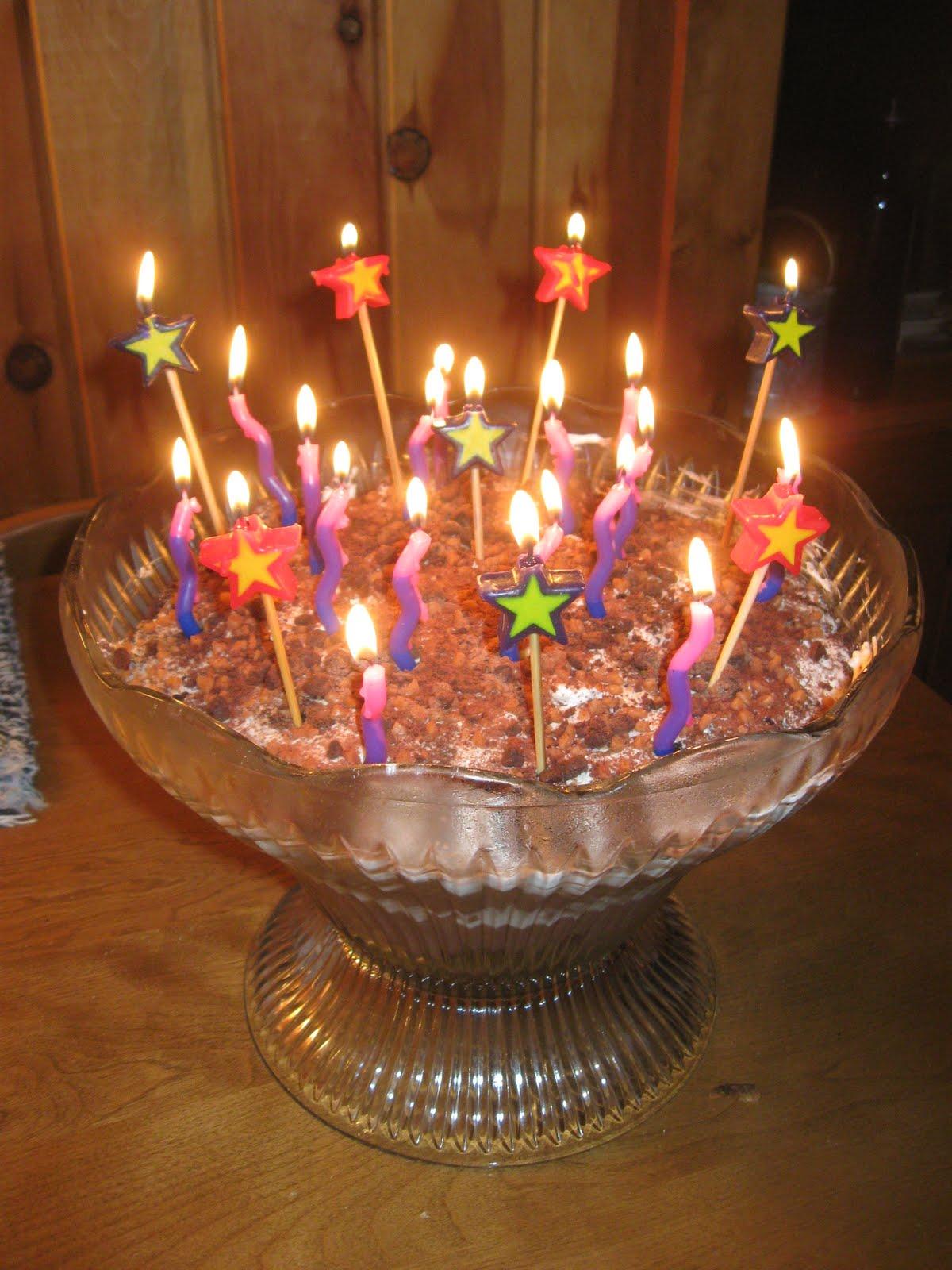 Birthday Cake Greatest Common Factor