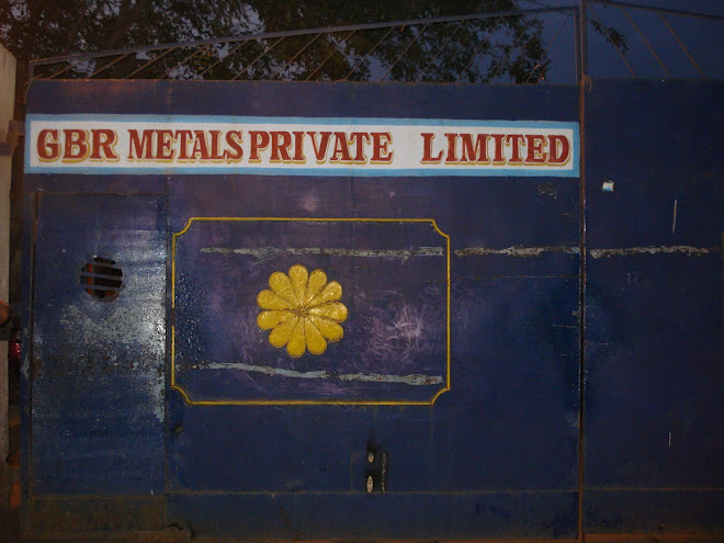 GBR METALS PRIVATE LIMITED