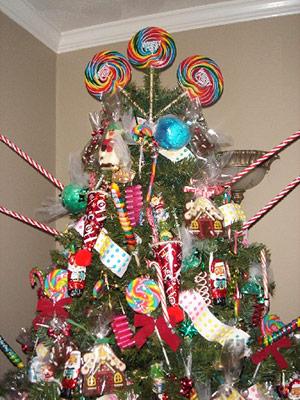 Las fiestas llegaron ya ideas para decorar el arbol de - Fotos arboles navidad decorados ...