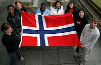 Language fact: Norwegian