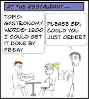 Translator comic strip
