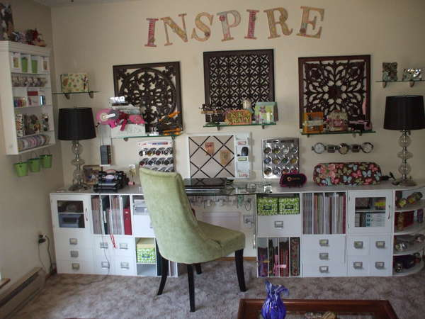 Little Bit Of Patti Craft Room Organization And Storage Ideas