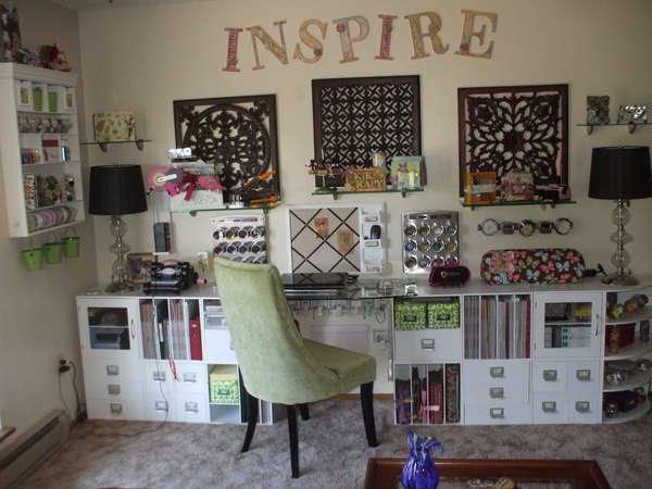 A Little Bit of Patti: Craft Room: Organization and ...