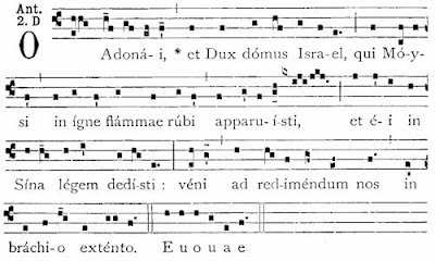 Living the Year of Faith: O Antiphons of Advent