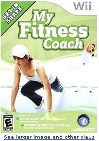 My Fitness Coach by UBI Soft :  woman fashion fitness women