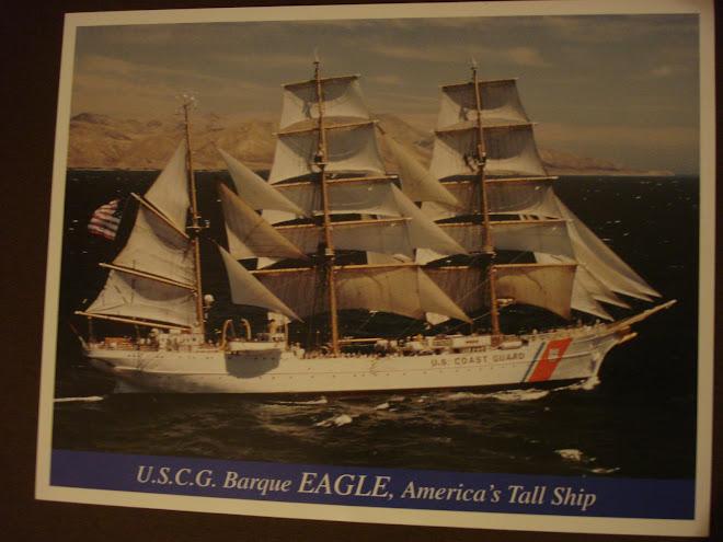 U.S.C.G. BARQUE EAGLE