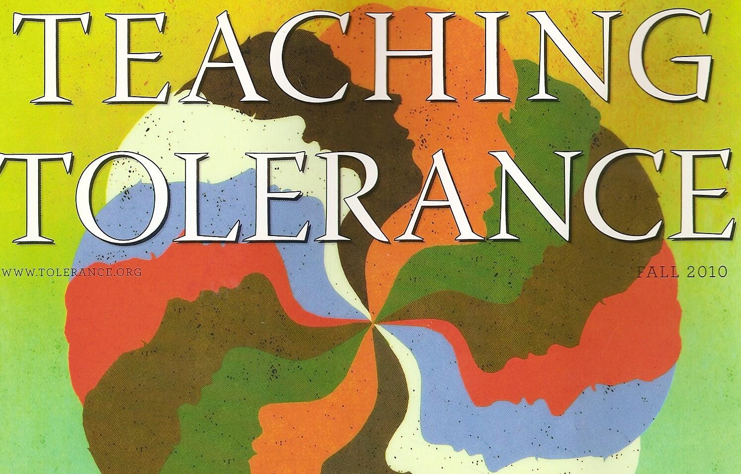 teaching tolerance in schools 18082018 according to indicators of school crime and  ausbrooks, c, & martinez, v (2001) teaching tolerance in public and private schools phi delta.