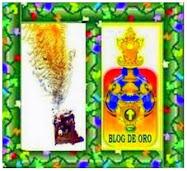 Distinción Blog de Oro – Julio de 2009