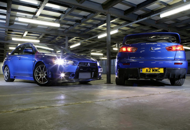 Blue-EVO-X