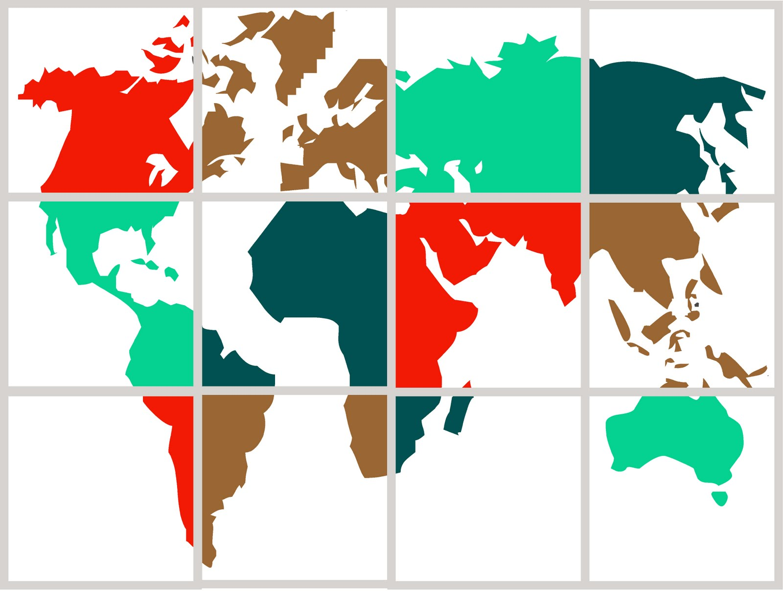 Interactive world map tutorial so you think youre crafty interactive world map tutorial sciox Gallery