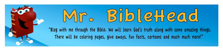 Mr Biblehead