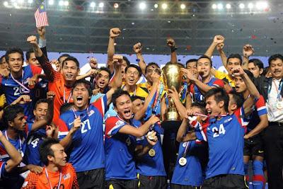 Piala AFF Suzuki harimau malaya Malaysia bola sepak football