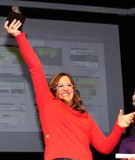 Solidariedade dá prêmio: TopBlog