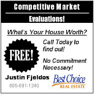 FREE! Competitive Market Evaluation
