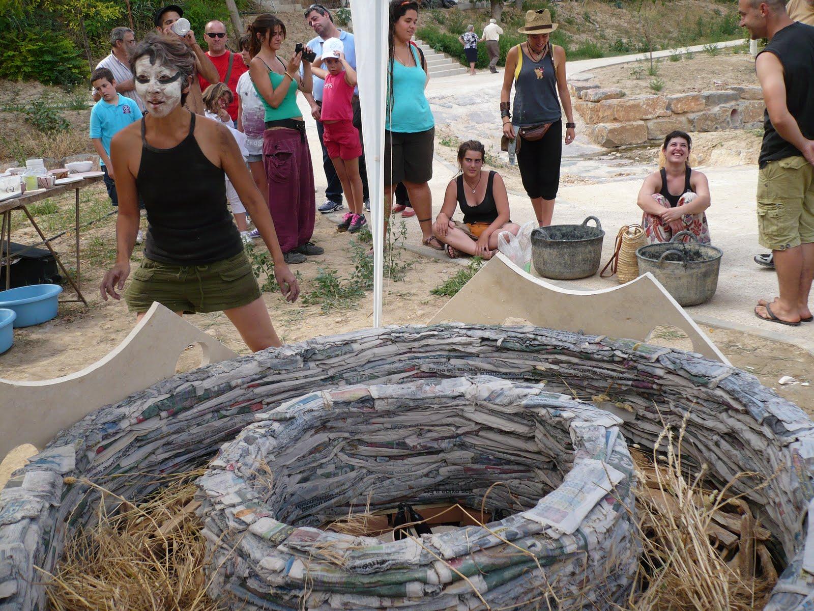 Chisato ceramica curso intensivo de verano for Curso ceramica barcelona