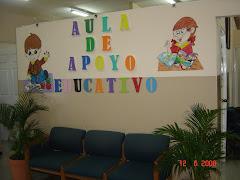aula de apoyo educativo