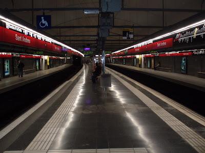 Metro a metro sant andreu l1 - La maquinista metro ...