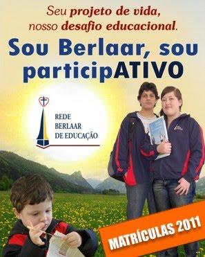 Blog do Colégio Berlaar Imaculada Conceição - Séries Iniciais