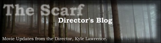 The Scarf: Director's Blog
