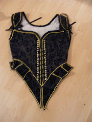 Corset - Front view