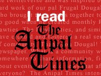 We Read Anipal Times!! Do You?